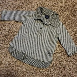 3/$12 babyGap boy shirt